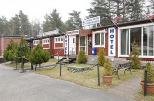 boka hotell i Solna